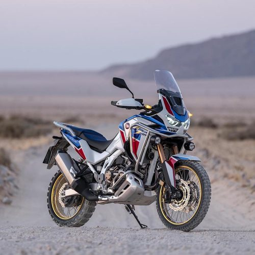 2020 Honda Africa Twin Adventure Sports ES Gallery Image 4