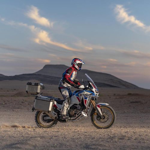 2020 Honda Africa Twin Adventure Sports ES DCT Gallery Image 4