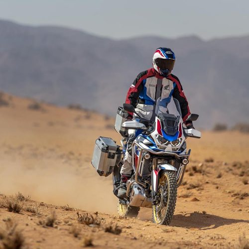 2020 Honda Africa Twin Adventure Sports ES DCT Gallery Image 3
