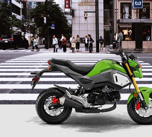 2020 Honda Grom ABS Gallery Image 3