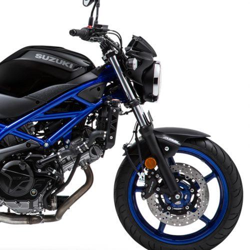 2019  Suzuki SV650 ABS Gallery Image 2