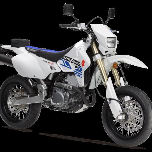 2020 Suzuki DR-Z400SM Gallery Image 1
