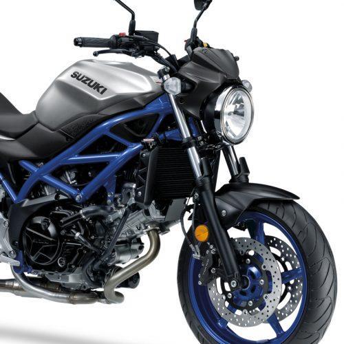 2020 Suzuki SV650 Gallery Image 4