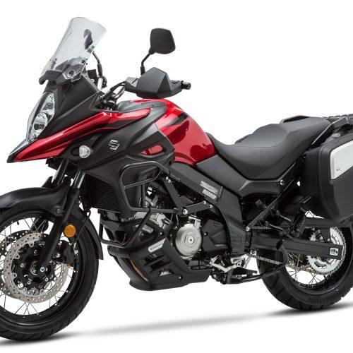 2019 Suzuki V-Strom 650XT Touring Gallery Image 4