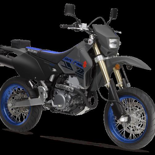 2020 Suzuki DR-Z400SM Gallery Image 2