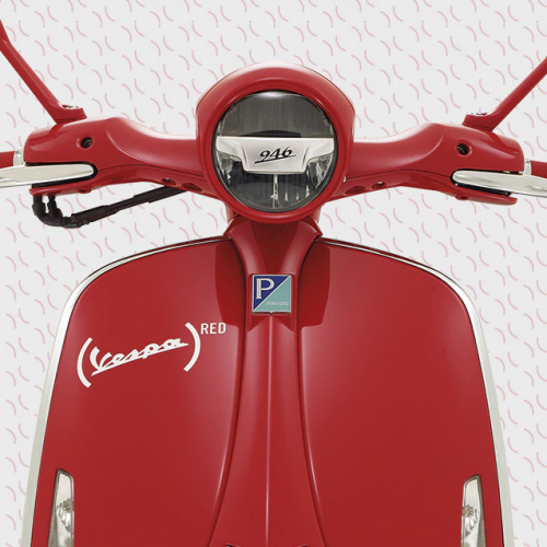 2019 Vespa (946) RED Gallery Image 1