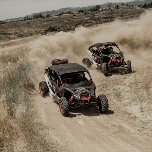 2021 Can-Am Maverick X3 DS Turbo R Gallery Image 4