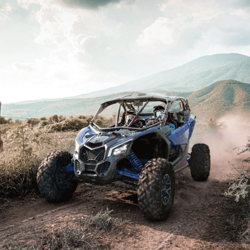 2021 Can-Am Maverick X3 DS Turbo R Gallery Image 1