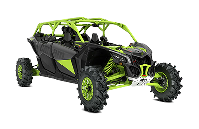 2020 Can-Am Maverick X3 Max X MR Turbo RR