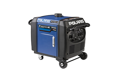 2019 Polaris P3000iE Digital Inverter Generator