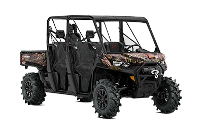 2020 Can-Am Defender Max X MR