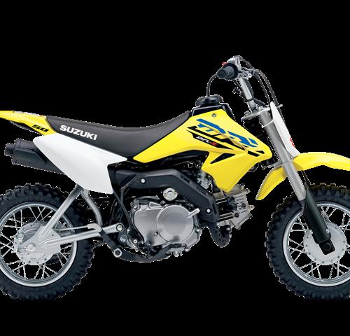 2021 Suzuki DR-Z50 Gallery Image 2