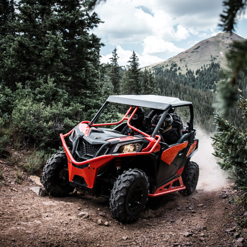 2020 Can-Am Maverick Trail DPS Gallery Image 3