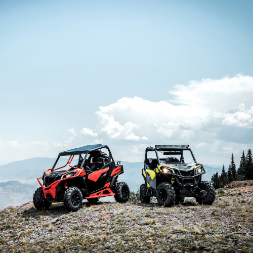 2020 Can-Am Maverick Trail DPS Gallery Image 4