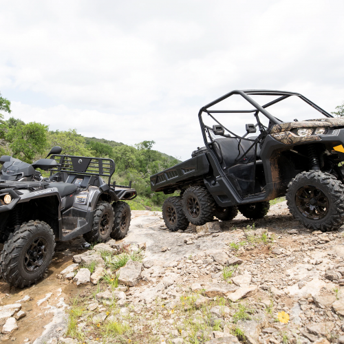 2020 Can-Am Defender 6X6 DPS Gallery Image 2