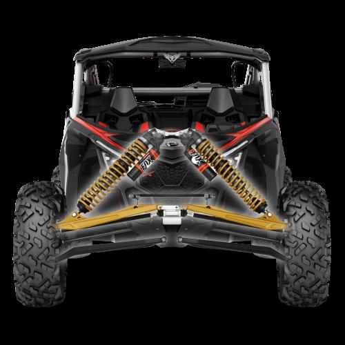 2020 Can-Am Maverick X3 Max X MR Turbo RR Gallery Image 2