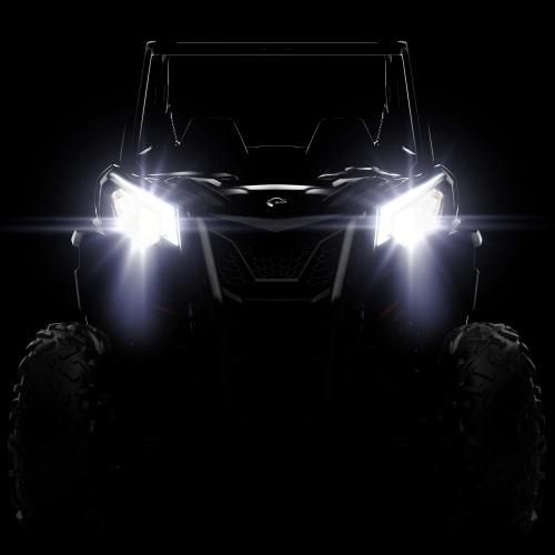 2020 Can-Am Maverick Sport X XC Gallery Image 4