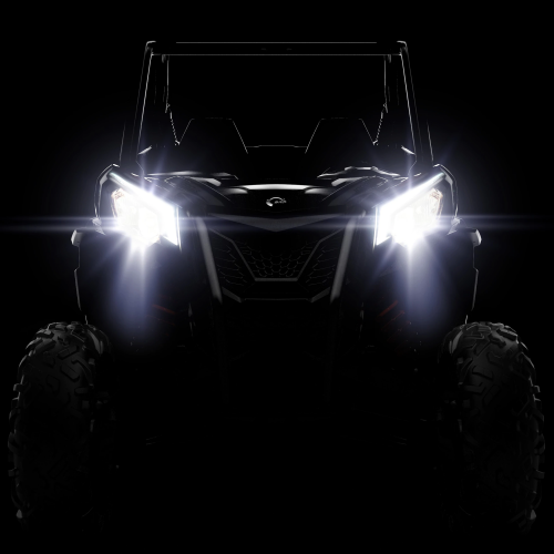 2021 Can-Am Maverick Sport Max DPS Gallery Image 2