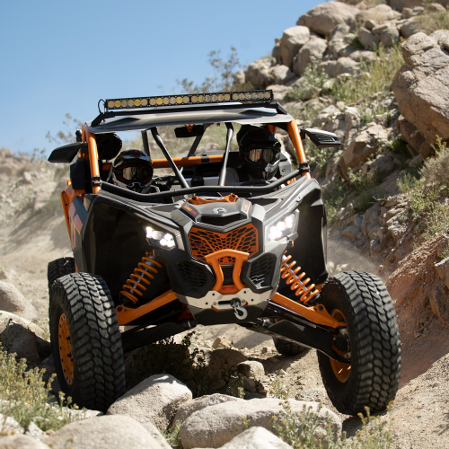 2020 Can-Am Maverick X3 Max X RS Turbo RR Gallery Image 1