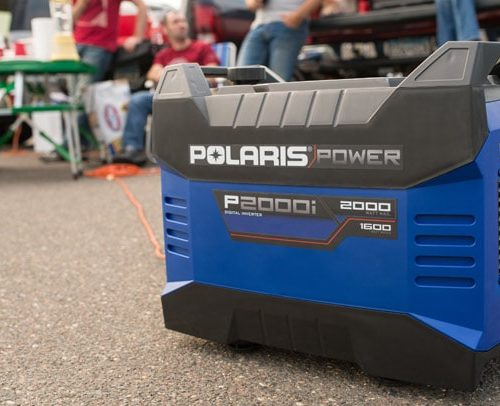 2019 Polaris P2000i Digital Inverter Generator Gallery Image 2