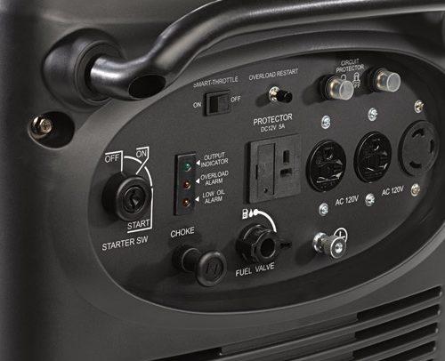 2019 Polaris P3000iE Digital Inverter Generator Gallery Image 1