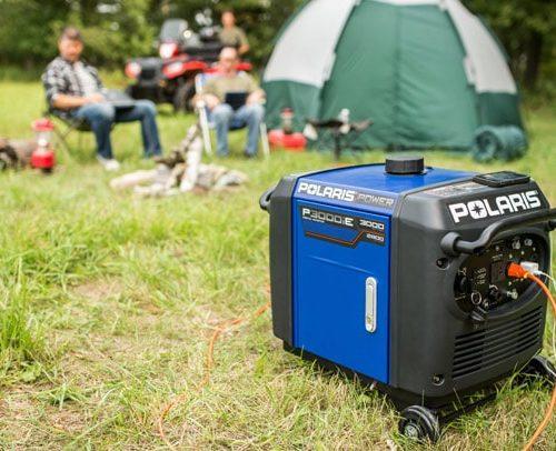 2019 Polaris P3000iE Digital Inverter Generator Gallery Image 2