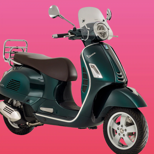 2019 Vespa GTS 300 HPE Gallery Image 4