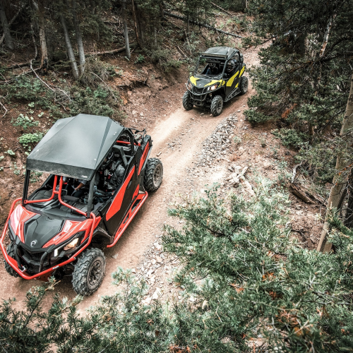 2020 Can-Am Maverick Trail Gallery Image 4