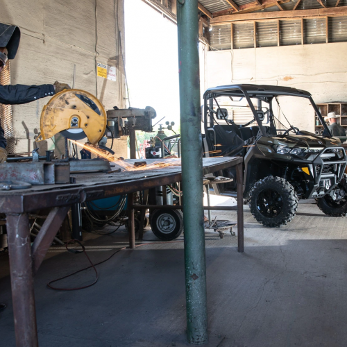 2020 Can-Am Defender Mossy Oak Edition Gallery Image 4
