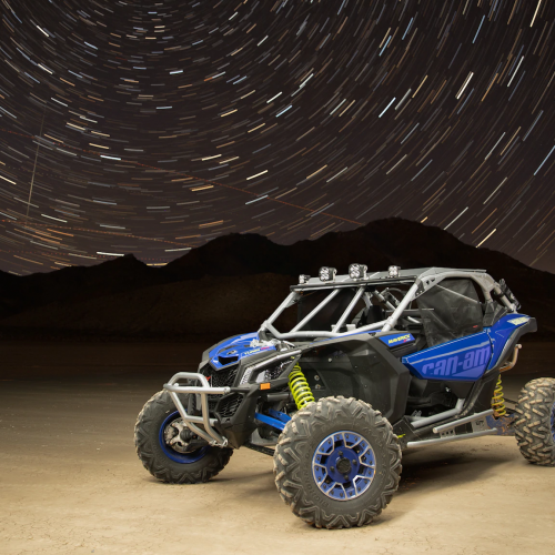 2020 Can-Am Maverick X3 X DS Turbo RR Gallery Image 3
