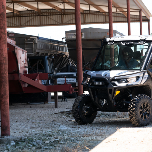 2020 Can-Am Defender Max Lone Star Gallery Image 3