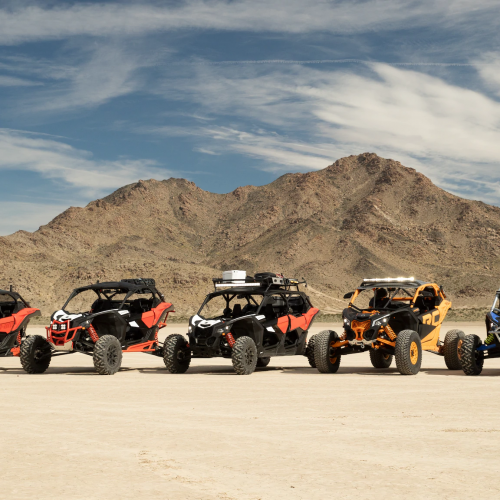 2020 Can-Am Maverick X3 X DS Turbo RR Gallery Image 2