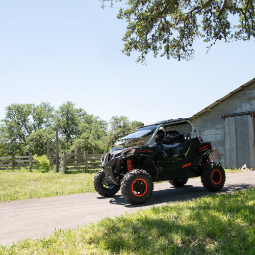2021 Can-Am Maverick Sport Max DPS Gallery Image 3