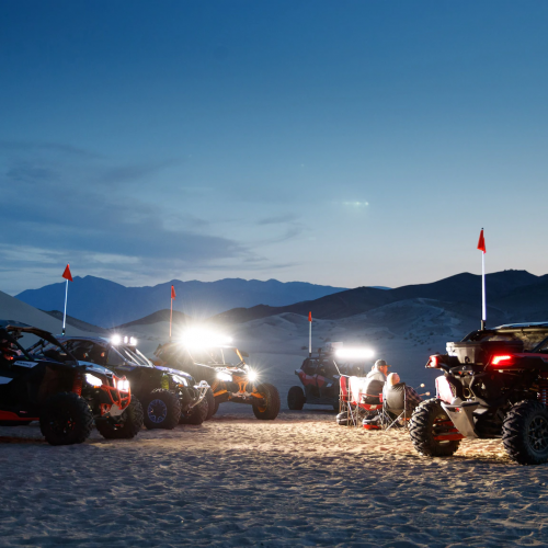 2020 Can-Am Maverick X3 X DS Turbo RR Gallery Image 1