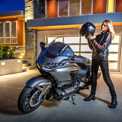 2019 Honda Gold Wing Tour Gallery Image 4