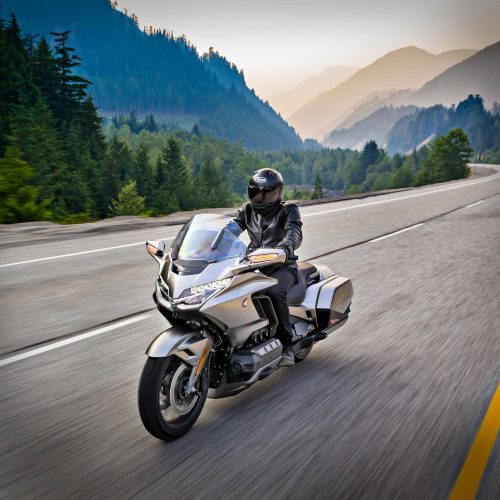 2019 Honda Gold Wing Gallery Image 3