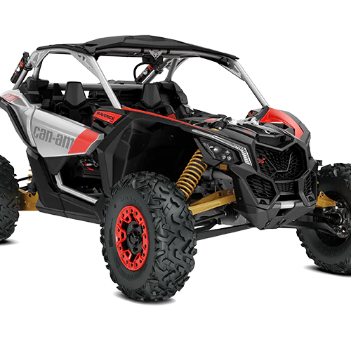 2020 Can-Am Maverick X3 DS Turbo R Gallery Image 4