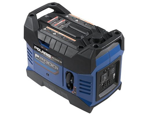 2019 Polaris P2000i Digital Inverter Generator Gallery Image 1