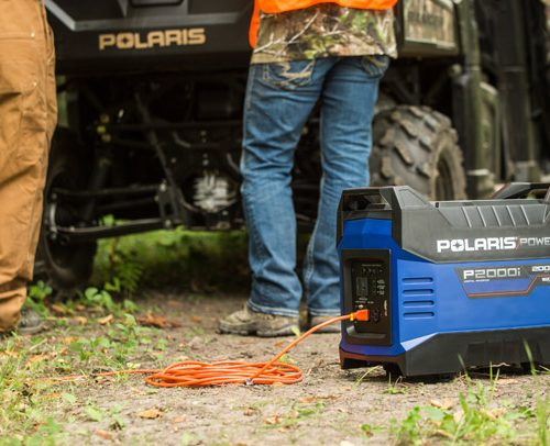 2019 Polaris P2000i Digital Inverter Generator Gallery Image 3