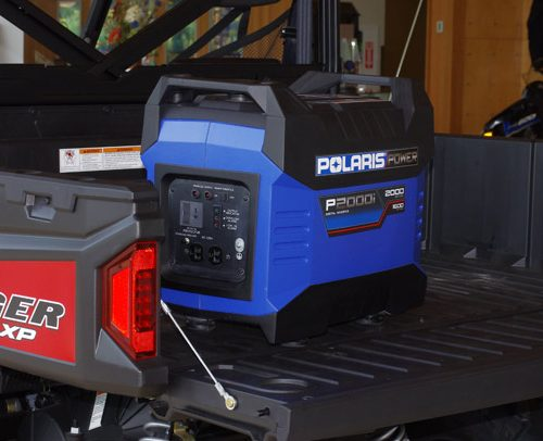 2019 Polaris P2000i Digital Inverter Generator Gallery Image 4
