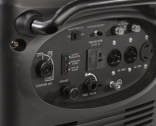 2019 Polaris P3000iE Digital Inverter Generator Gallery Image 2
