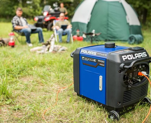2019 Polaris P3000iE Digital Inverter Generator Gallery Image 3
