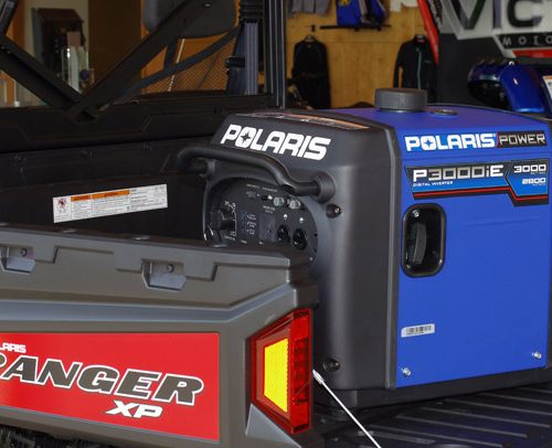 2019 Polaris P3000iE Digital Inverter Generator Gallery Image 1
