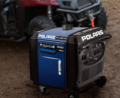 2019 Polaris P3000iE Digital Inverter Generator Gallery Image 4