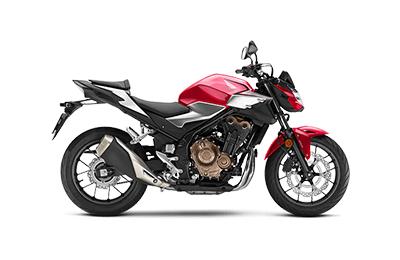 2019 Honda CB500F ABS