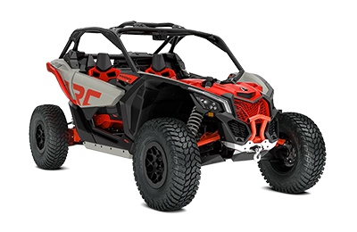 2021 Can-Am Maverick X3 X RC Turbo