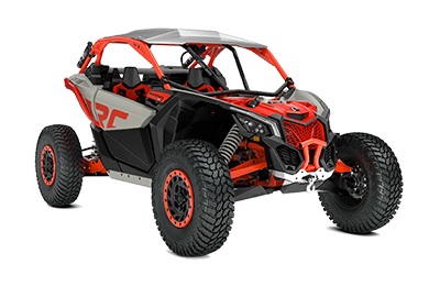 2021 Can-Am Maverick X3 X RC Turbo RR