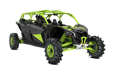2021 Can-Am Maverick X3 Max X MR Turbo RR