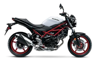 2021 Suzuki SV650 ABS