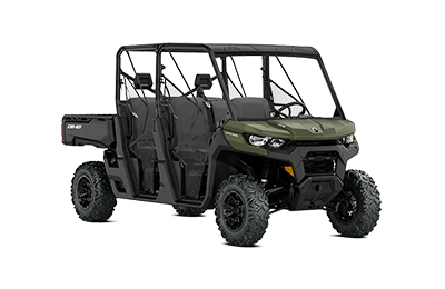 2021 Can-Am Defender Max